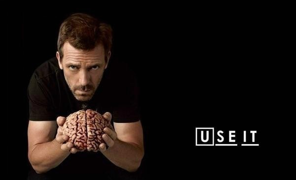 dr house brain