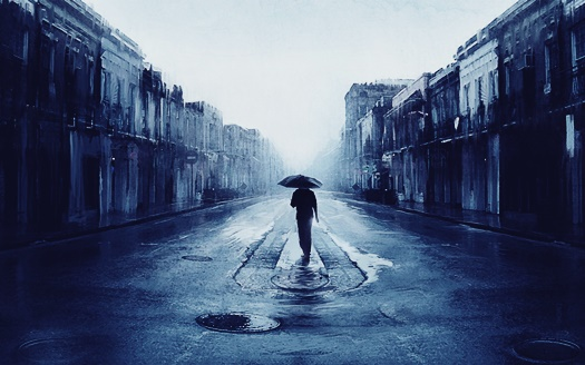 sad-man-with-umbrella-walking-in-a-lonely-street-digital-art-artwork-1280x800-1